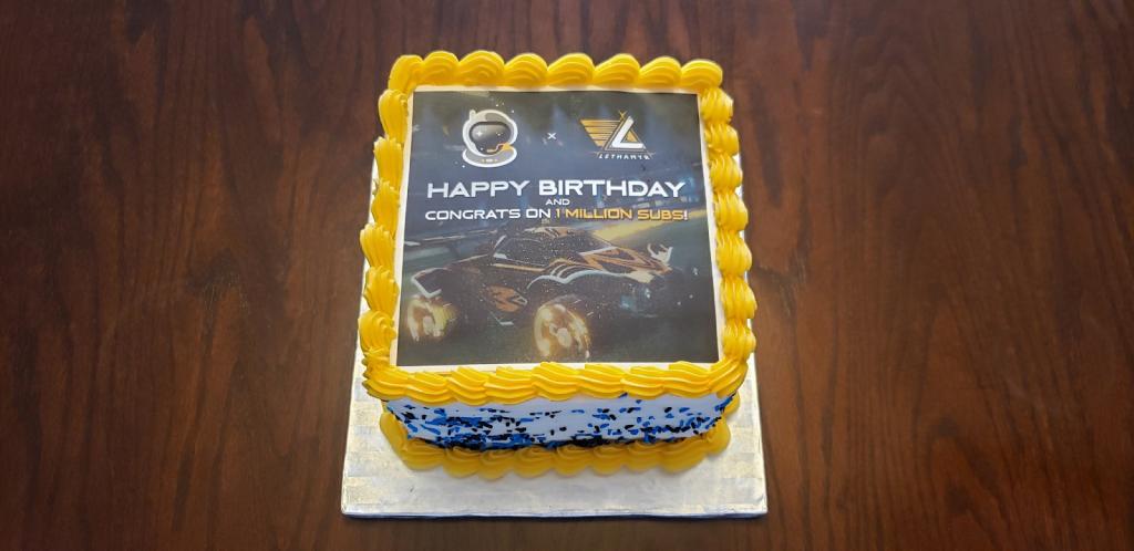 rocket league lethamyr 1 million de sous-marins anniversaire