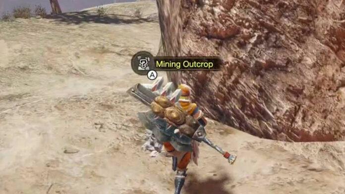 Comment cultiver du minerai de machalite dans Monster Hunter Rise