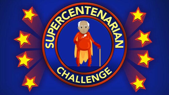 Comment terminer le défi supercentenaire dans BitLife