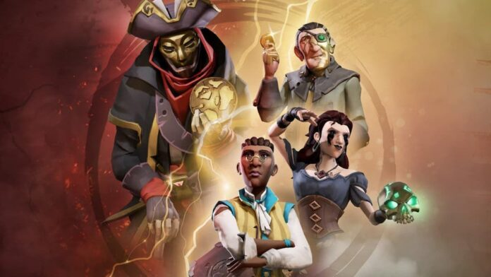 Sea of Thieves Reapers vs The World Event Guide