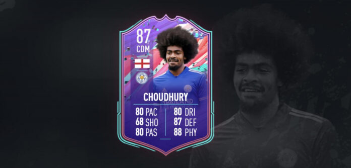 Anniversaire de FIFA 21 Choudhury: objectifs, récompenses et statistiques