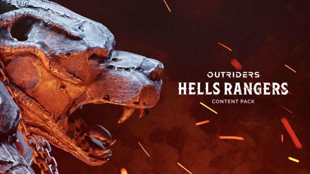 Bonus de précommande des Outriders et comment obtenir les objets Hell's Rangers