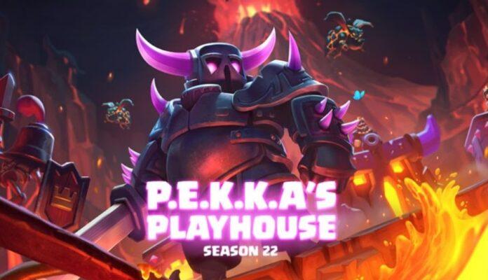 Clash Royale Saison 22: Toutes les récompenses du Pass Royale dans Pekka's Playhouse