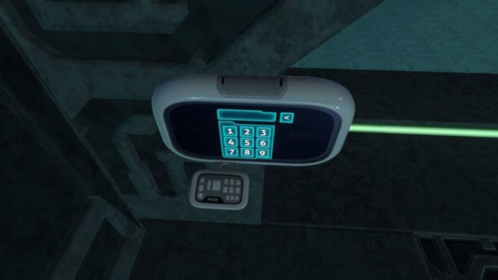Codes de porte Subnautica Aurora
