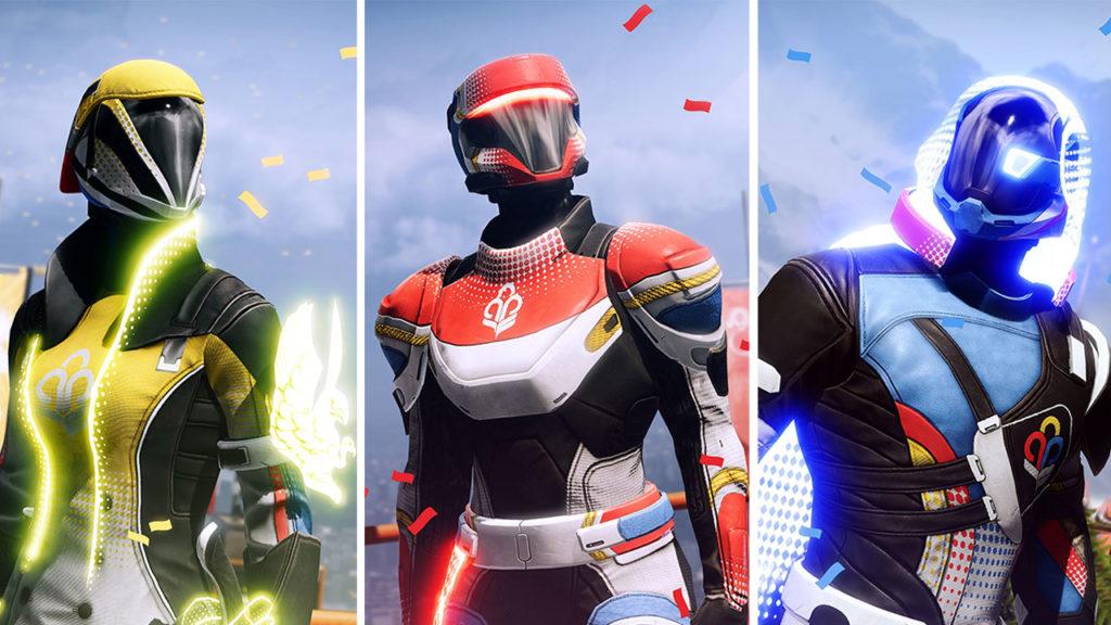 Comment démarrer les jeux Guardian dans Destiny 2