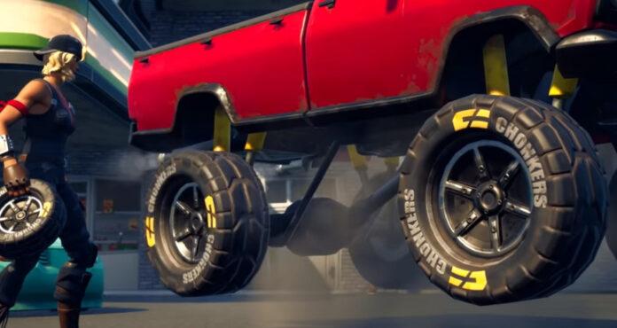 Défis Fortnite Saison 6 Semaine 5: Comment compléter et modifier des véhicules
