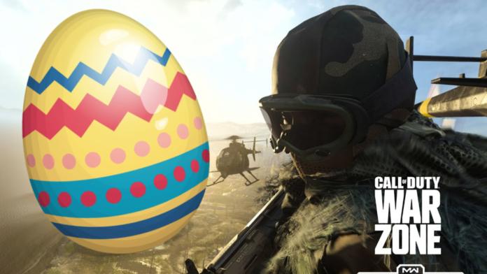 Événement Warzone Easter Egg: comment terminer, récompenses et plus