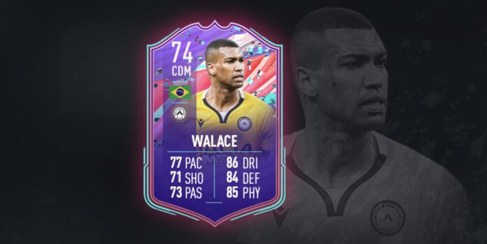 FIFA 21 Walace Birthday: objectifs, récompenses et statistiques