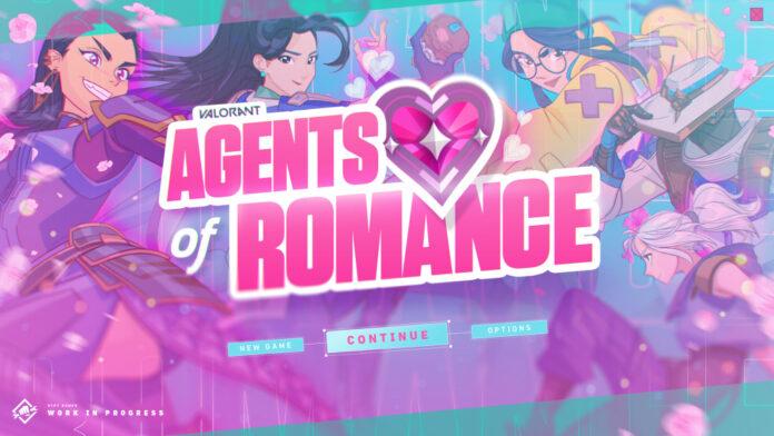 Fou d'amour?  Riot annonce Valorant: Agent of Romance, une simulation de rencontres