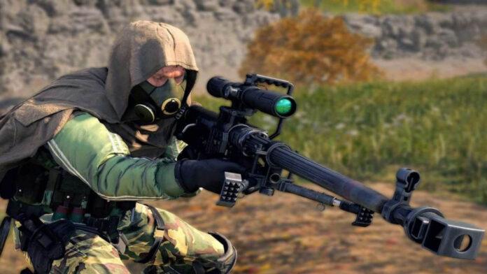 Fusil de sniper ZRG: comment débloquer dans Warzone et Cold War