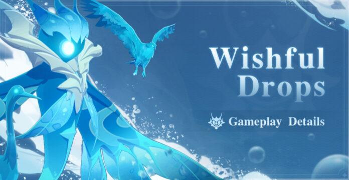 Guide de quête Genshin Impact Wishful Drops: Comment relever des défis