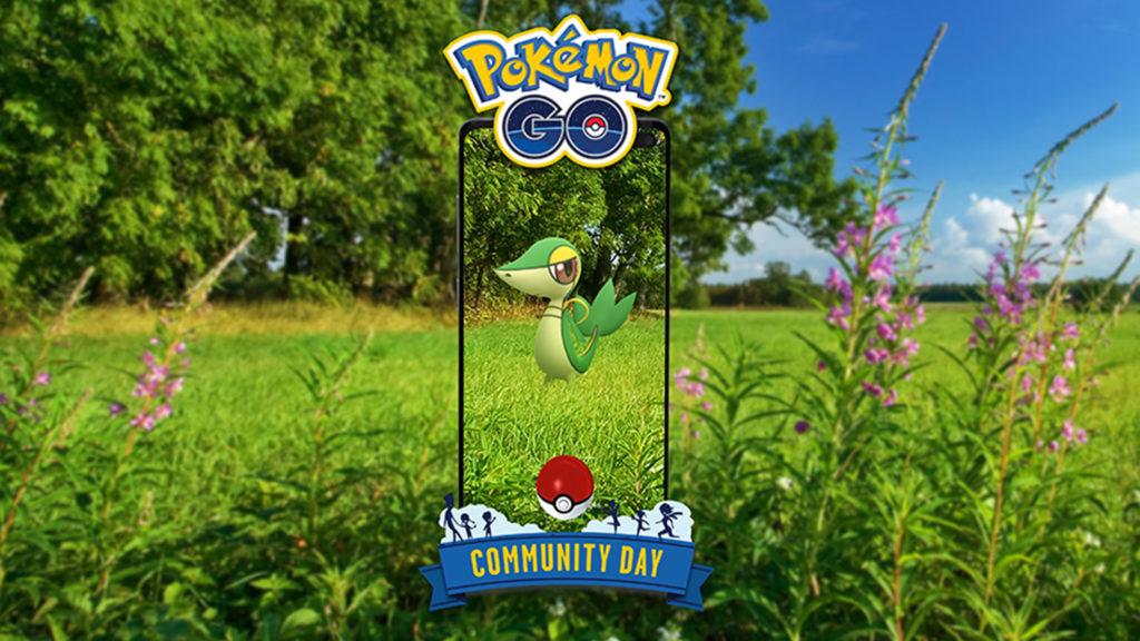 Journée communautaire Pokémon GO en avril
