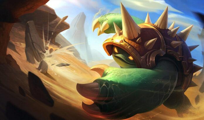 League of Legends 11.8: les développeurs révèlent des détails sur les changements de champion et d'objet