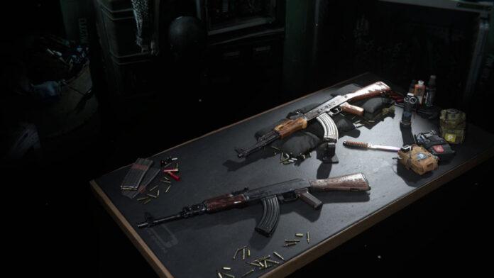 Meilleur équipement AK-47 pour Warzone Saison 3