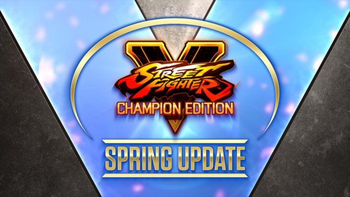 Mise à jour de Street Fighter V Spring: nouveaux personnages, contenu, date de sortie et plus