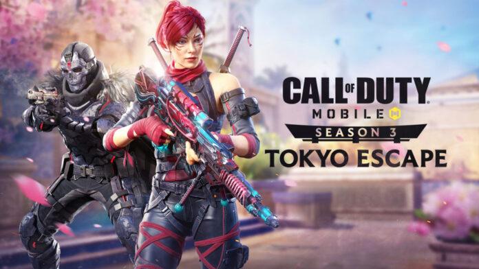 Notes de mise à jour de COD Mobile Season 3: nouvelle classe, modes, améliorations et pièces jointes