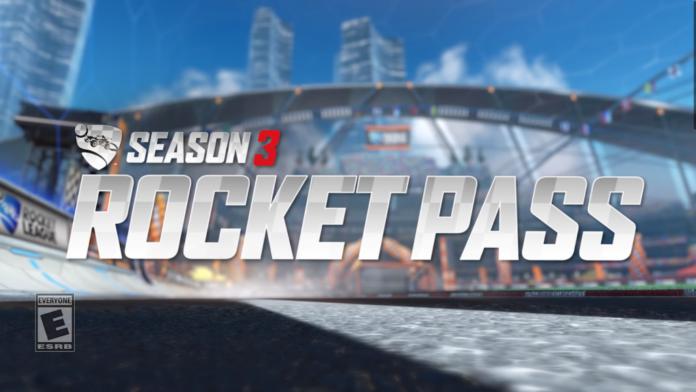 Rocket League Rocket Pass Season 3: Rewards, challenges, end date, cost, more