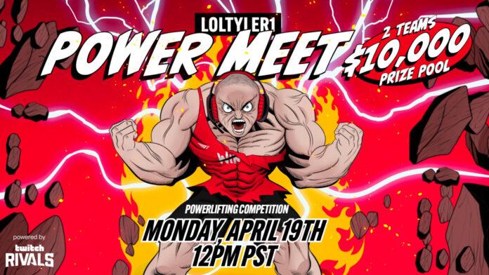 Tyler1 x Rivals Power Meet: programme, équipes, prize pool et comment regarder