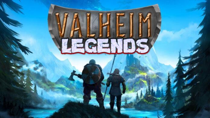 Valheim avec des cours?  Le mod Legends ajoute Berserker, Mage, Druid et plus