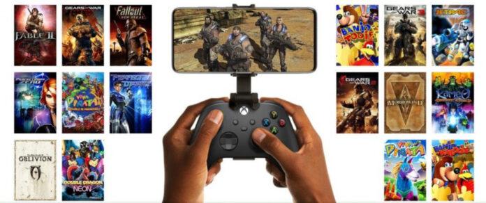 Xbox Game Pass lance la rétrocompatibilité basée sur le cloud