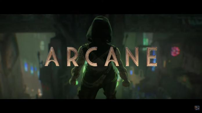 Riot Games annonce une nouvelle série Netflix appelée Arcane