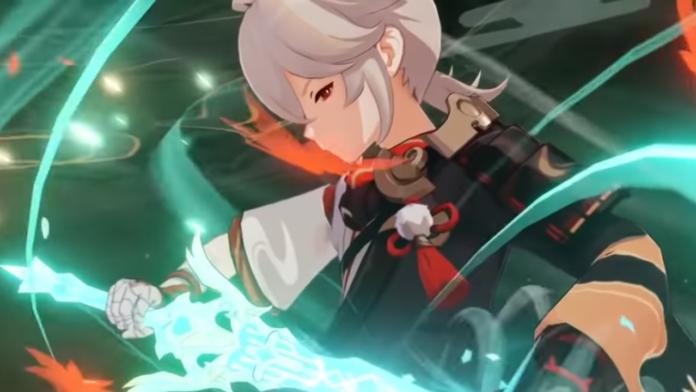 Qui est Kazuha dans Genshin Impact?