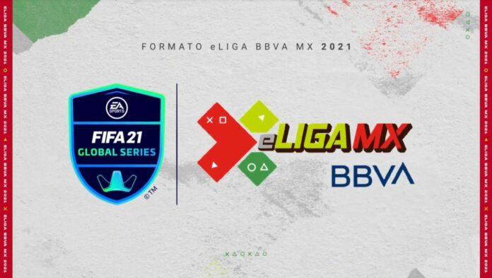Annonce de l'eLiga MX, les gagnants concourront pour la place de la FIFA eWorld Cup