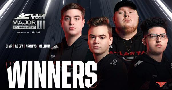 Atlanta FaZe remporte la victoire de la CDL Stage 3 Major contre les New York Subliners