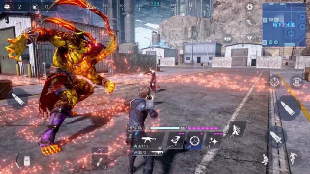 Détails de la bêta de Final Fantasy 7: The First Soldier