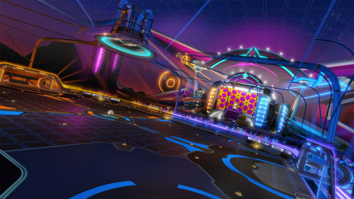 Notes de mise à jour de Rocket League v1.96: suppression de Neon Fields de la rotation, contenu NASCAR et F1 et corrections de bugs
