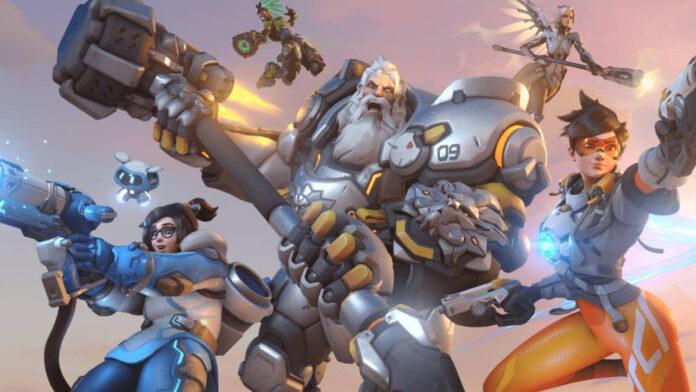 Overwatch 2 passera à 5 joueurs par équipe
