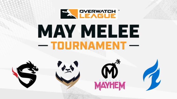 Overwatch League May Melee: programme, format, cagnotte et plus