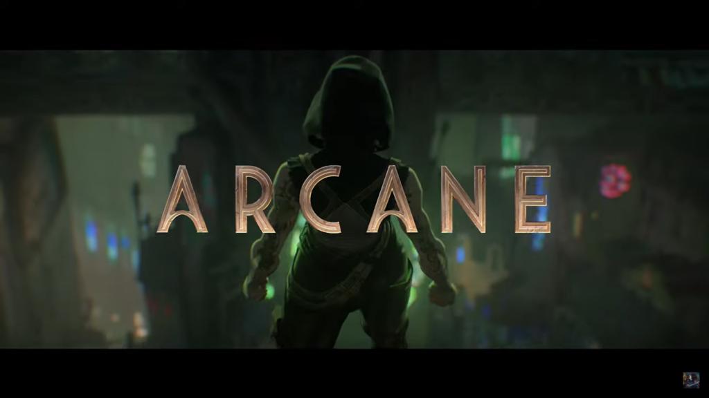 Riot annonce une nouvelle série Netflix appelée Arcane