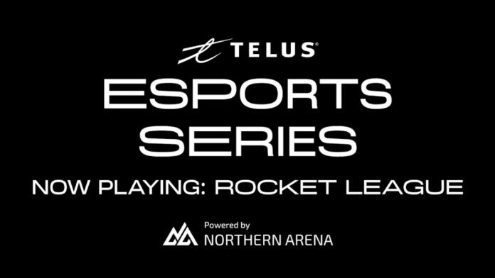 Série TELUS Esports de la Rocket League: comment s'inscrire, cagnotte, calendrier et plus