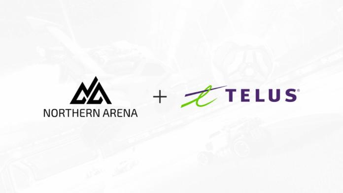 TELUS et Northern Arena s'associent pour la saison de la Canadian Rocket League