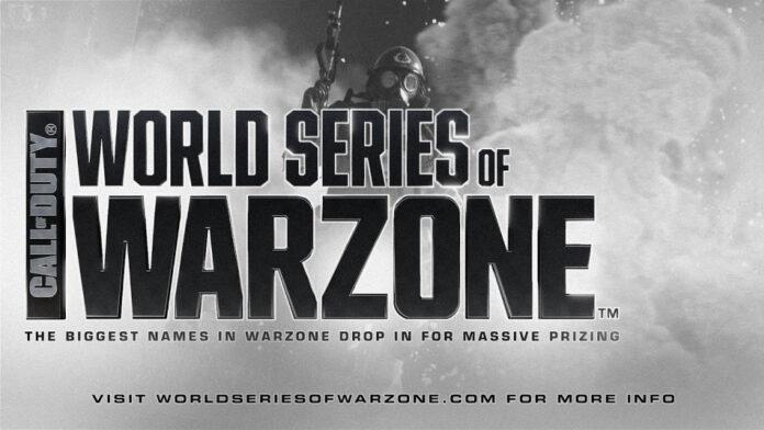 World Series of Warzone: programme, cagnotte, qualifications, comment s'inscrire et regarder