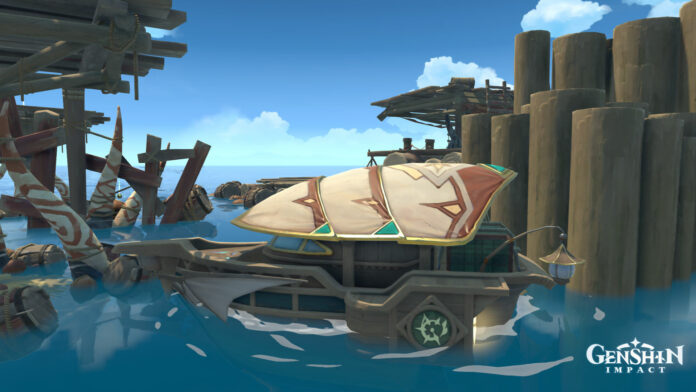 Guide de l'événement Genshin Impact Midsummer Island Adventure