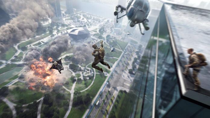 Battlefield 2042 solo : y aura-t-il une campagne d'histoire ?