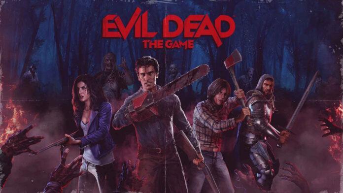 Evil Dead The Game : date de sortie, détails du gameplay, distribution, etc.