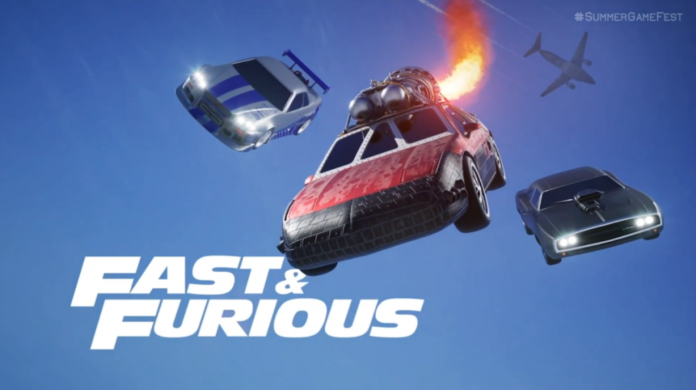 Fast and Furious revient dans la Rocket League après quatre ans