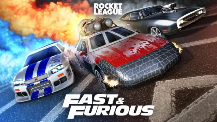 Pack Rocket League Fast and Furious 2021 : date de sortie, coût du pack, contenu et plus