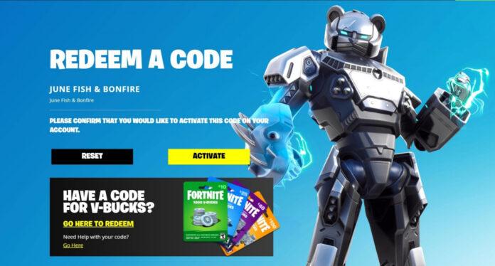 Codes d'échange Fortnite (juillet 2021): V-Bucks gratuits, tenues, emotes et plus