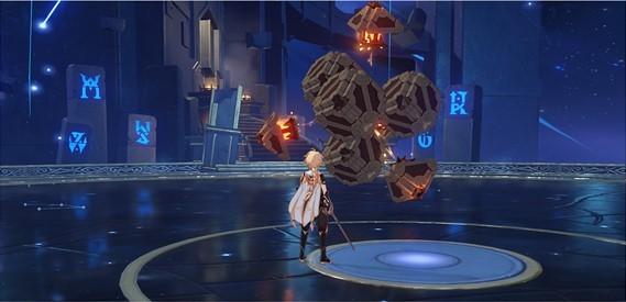 Genshin Impact Thunder Sojourn Automaton Devant