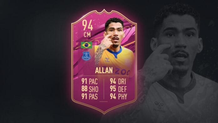 FIFA 21 Allan FUTTIES SBC : Solutions les moins chères, récompenses, statistiques