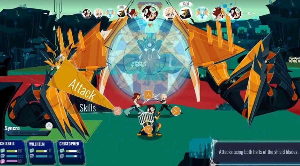 Comment battre le noyau de la machine dans Cris Tales