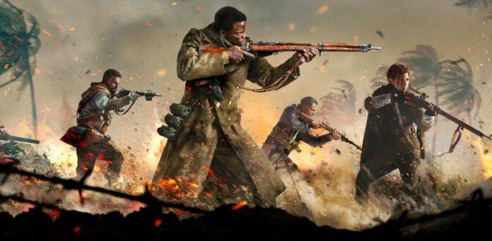 Call of Duty: Vanguard présentera une nouvelle carte Warzone