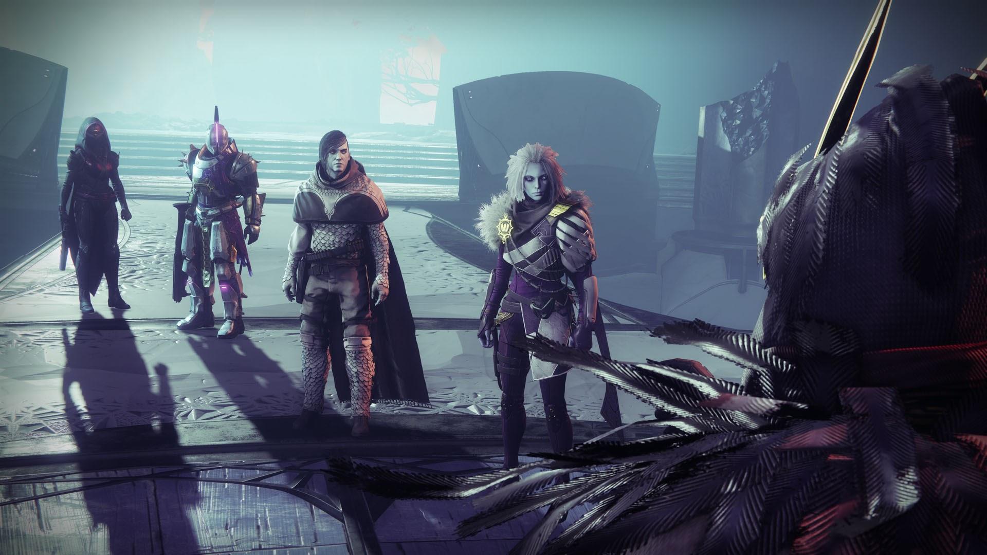 Comment terminer le voyage de Wayfinder dans Destiny 2