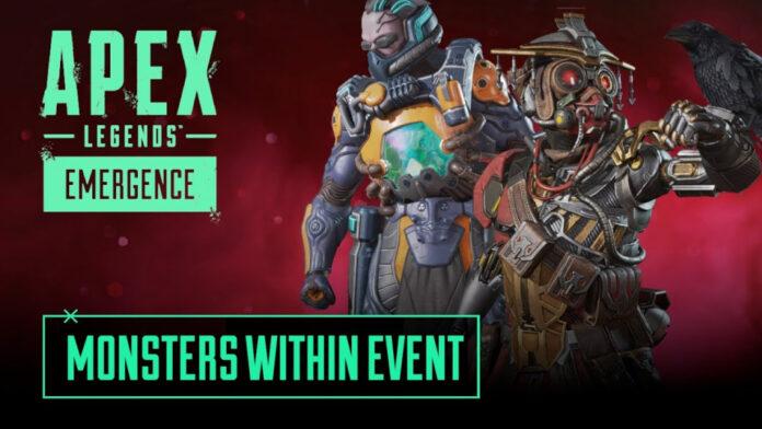 Apex Legends Halloween Event 2021 : heure de début, événement Monsters Within, nouveaux skins et plus