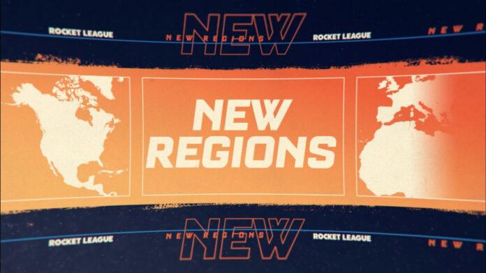 RLCS étend l'esport aux régions d'Asie, du Moyen-Orient et d'Afrique du Nord