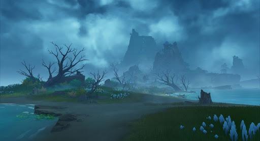 Genshin Impact Through the Mist - Un guide d'auteur particulièrement particulier: Comment éliminer toute la brume sur l'île de Tsurumi